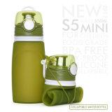 550ml бутылка воды Eco цветов Широк-Рта 5