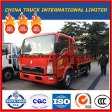 mini 밴 Cargo Truck HOWO 6 Wheeler