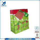 Sac de papier de cadeau attrayant et durable