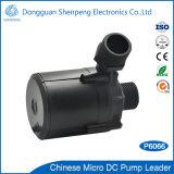 BLDC 24V intelligente Toiletten-leerende Wasser-Pumpe mit Hochdruck