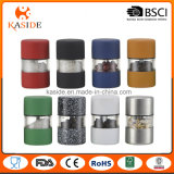 Metallisches Farben-Ende-Minihand lassen Gewürz-Schleifer laufen