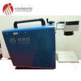 Macchina ottica della marcatura del laser della fibra di Jgh-011 20W