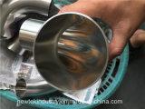 Gesundheitlicher Kolben schweißte der 90 Grad-Krümmer-Apotheke-Edelstahl-Befestigungen