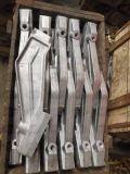 真鍮の鋼鉄Stenter機械部品、フラットスクリーン印字機、Bracket博士