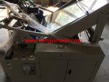 Automatische gesponnene Beutel-Ausschnitt-Maschine
