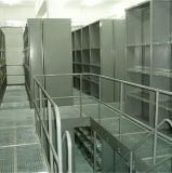 2つのレベルの鋼鉄中二階床