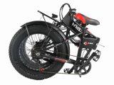 折る電気脂肪質のバイク20インチ