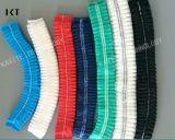Protezione medica antipolvere elastica della calca del doppio a gettare dei Nonwovens