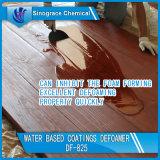 Despumador a base de agua para la pintura/la capa de madera