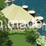 حارّ يبيع منتجع خيمة مع [متريلس] مسيكة