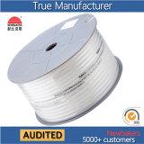 Tuyaux d'air du polyester TPU/canalisation d'air/conduit d'aération tressés droits à haute pression 12*8 transparent