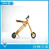 Scooter électrique de banlieusard de scooter de pliage urbain avec la batterie importée initiale de Lithium-Lon