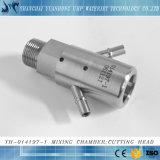 Testa d'attacco abrasiva Waterjet della tagliatrice di Ecl di alta qualità