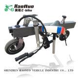 2017 China Ciudad Uso Nuevo Modelo Mini plegable bicicleta eléctrica