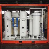 Generador industrial del gas del nitrógeno del PSA