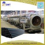El agua de PE63-800 PP/Gas-Provee el estirador de tornillo gemelo plástico del tubo/del tubo