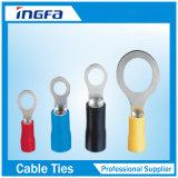 Verschiedene Größen Isolierring-Terminal für elektrische Kabel