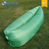 Haltbares Bohnen-Beutel-Nichtstuer-Sofa-aufblasbarer Bananen-Luft-Schlafsack
