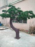 Alberi di pino artificiali personalizzati della vetroresina