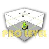 Nível giratório verde do laser e do laser da elevada precisão (SRE-203G)