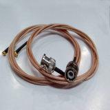 50ohms RF Cable coaxial RG178 con Conectores