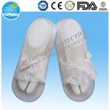zapatilla desechable con alta calidad / zapatillas de hotel barato