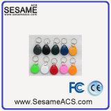 安い125kHz Tk4100 RFIDのアクセス制御近さID Keyfob (SD2)