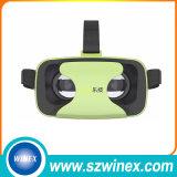 2016 새로운 도착 Google 마분지 사실상 Reality 3D Glasses 헤드폰 본래 Vr 상자 2.0