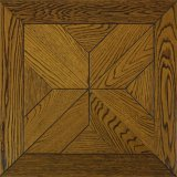 Suelo de madera sólida del entarimado del cuadrado de los muebles de Hptel