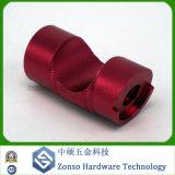 Peças fazer à máquina/Machied do CNC anodizado precisão do alumínio/metal