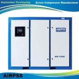 Compressor de ar elétrico silencioso do parafuso de 75 Kw=100HP Oiless