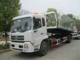 Carro del camión de avería del carro de camión de auxilio de Tianjin 4X2 6tons Rhd