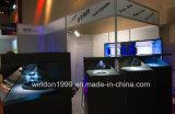 70 duim Holografische Reclame Displayer van de Piramide van de Vertoning van het Hologram van 270 Graad 3D 3D