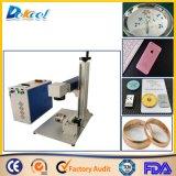 Cassa del telefono della marcatura di prezzi del Engraver del laser Mrker della fibra di Raycus Mopa, acciaio inossidabile
