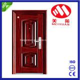 Puerta de acero de la seguridad para la exportación, con alta calidad, nuevo diseño