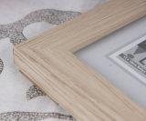Marco de madera del MDF de la alta calidad de papel del abrigo