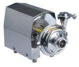 Pompe auto-amorçante sanitaire / pompe à aspirateur automatique en acier inoxydable