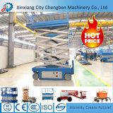 Table élévatrice électrique hydraulique de ciseaux avec des conformités de Ce&ISO
