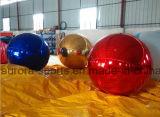 حزب زخرفة مرآة كرة كرة كبيرة قابل للنفخ