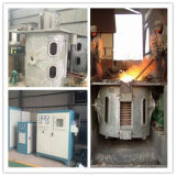 Horno fusorio de la inducción de aluminio de acero de la fundición de Kgps con buen precio