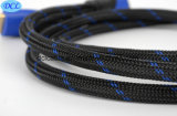 Nylon Net Cable HDMI doble del color