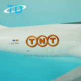 Модель самолета B747-400 TNT груза смолаы