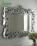 Nuevo espejo veneciano enmarcado del rectángulo decorativo casero de la pared