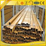Polvere di alluminio del tubo di rettangolo del rifornimento di alluminio della fabbrica della Cina ricoperta