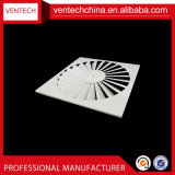 Diffusore di alluminio di plastica dell'aria del metallo del condizionamento d'aria