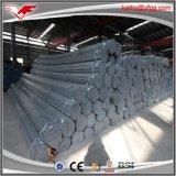 Цена стальных труб строительного материала Consruction горячее окунутое гальванизированное