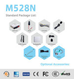 Détecteur de température multifonctionnel de support de traqueur de GPS M528n