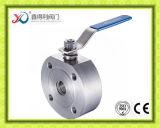 Тип шариковый клапан Италии CF8mwafer с пусковой площадкой установки ISO