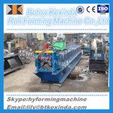 Rullo d'acciaio della protezione del Ridge del tetto del metallo automatico standard cinese che forma macchina