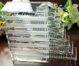 De duidelijke AcrylDoos van de Wimper met 5, 7, Tegels